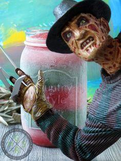 Freddy Kuegers Halloween-Smoothie... schmeckt nicht nur an gruseligen Tagen.