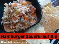 All I have to say about this recipe is: Don't knock it 'til you've tried it. I completely understand if you read the name of this recipe and your initial reaction was to make a face of disgust. I'm with ya. I don't like sauerkraut. I don't like the way it smells. I don't like …