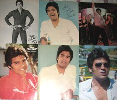 ERIK ESTRADA - CHiPs, The Bold and the Beautiful, SeaLab 2021, Templar Nation - Color and B Pin-Ups from 1978-1981