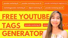 In this Online Auto tag Generator tool, you can generate tags easily for your video that will get you ranked up! Youtube Tags, Free Youtube, Digital Marketing Business, App Log, Youtube Thumbnail, News Channels, You Videos, Tagalog, Tips