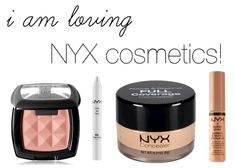 Nyx cosmetics must-haves - perfect for girls on a budget!