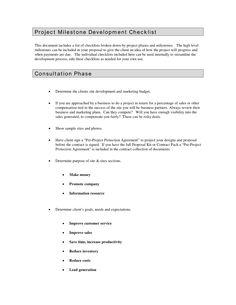 Risk Mitigation Plan  Use The Risk Mitigation Plan To Document