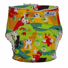 OS organic wool interlock wrap/diaper cover - HumBird-European Wool Diaper Covers with fold-over rise adjustment.   $52.99