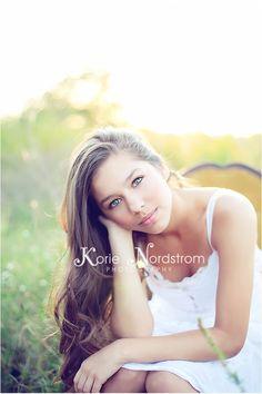 senior girl @korienordstrom