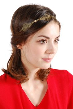 Art-Deco Style Headband