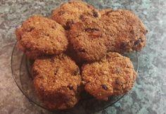 Karcsúsító zabpelyhes keksz | NOSALTY Biscotti, Clean Eating, Muffin, Cookies, Breakfast, Sweet, Food, Kitchen, Wings
