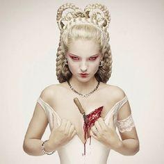 """""""Royal Blood"""" by Erwin Olaf"""
