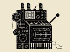 opera machine by ryan ford