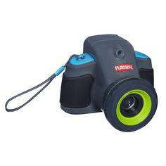 Playskool Showcam 2-in-1 Digital Camera and Projector (Gray)