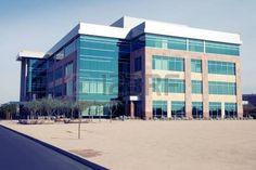costruzione: Moderna generico buidling esterno
