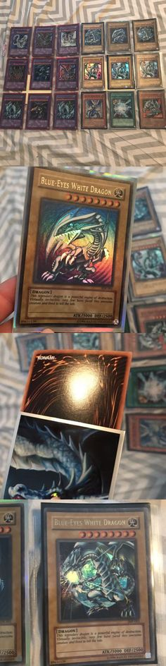 Yu-Gi-Oh Mixed Card Lots 49209: Yugioh Blue-Eyes White Dragon Sdk-001 Ultimate Lot 1St Edition Master Cyber End -> BUY IT NOW ONLY: $95 on eBay!