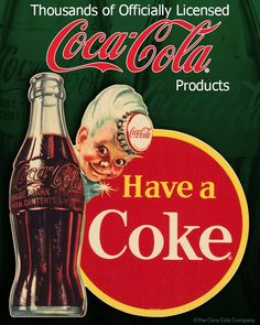 Add the look of vintage advertising to your home and business decor with Coca-Cola graphics. As an officially licensed vendor our decals, metal signs, floor graphics and stickers are made to order. Personalized versions are also available. Made in the USA. #retroplanet #coca-cola #metalsigns #walldecals #stickers #vintagead