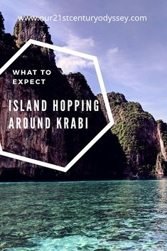 Everything you need to know about island hopping around Krabi, Thailand including the 4 Islands and Phi Phi Islands.  Find more travel inspiration at www.our21stcenturyodyssey.com