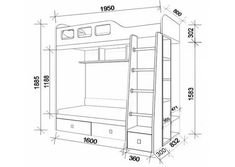 Bunk Beds With Stairs, Kids Bunk Beds, Loft Bed Plans, Wooden Bunk Beds, Real Life Baby Dolls, Bunk Bed Designs, Kids Furniture, Carpentry, Kids Bedroom