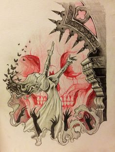 Crimson Peak Fan Art Contest