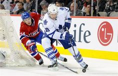 Toronto Maple leafs vs Montreal Canadians