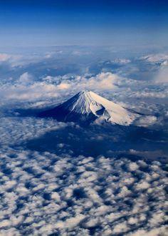 Mt.Fuji, Japan: photo by ITO Masanori