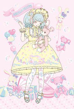 AP Dreamy by Kira Imai