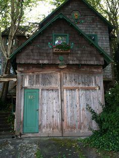 Fairytale houses, Hemlock St., Cannon Beach, OR ~~LOVE THIS