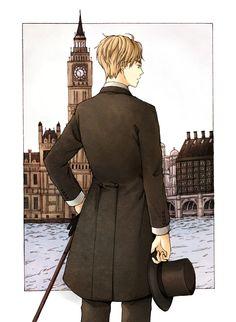 Arthur - Art by 春月