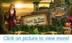 Lost in Time - Hidden Object Game (Mac) [Download] Mac Games, Mac Download, Video Game Reviews, Hidden Objects, Video Games, Lost, Gaming, Casual, Videogames