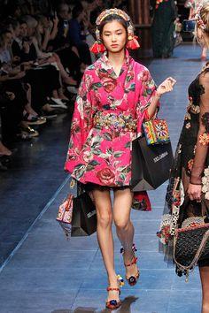 Coleção // Dolce & Gabbana, Milão, Verão 2016