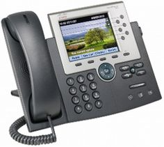 Cisco Unified IP Phone 7965G Review