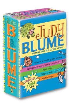 Judy Blumes Fudge Box Set