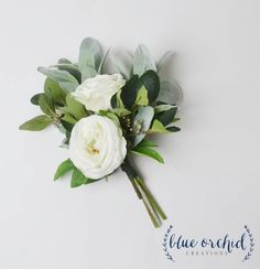 Bridesmaid Bouquet Wedding Flowers Wedding Bouquet White