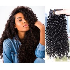 Best Brazilian Virgin Human Hair Clip In Extensions Natual Color Kinky Curly Top Quality Clip In Hair Extension Free Shipping,High Quality clip human hair extension,China clip magnetic Suppliers, Cheap clip in one piece extensions from Qingdao Multicolor Hair Products Co., Ltd on Aliexpress.com