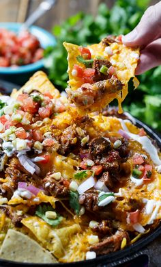 12 Nachos Recipe Ideas That Will Make You Lick Your Fingers Clean