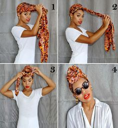 How to Tie a Turban • A step by step guide • StylishLee