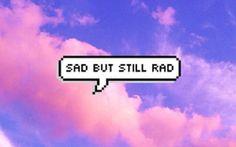 text sad Grunge pink clouds pastel Bubble rad soft grunge