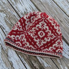 Knit Hat ~ Free Pattern