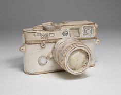 Another Tom Sachs camera sculpture.