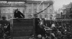 The Bolsheviks, led by Vladimir Lenin, believed that the new Russian government should be a Marxist (communist) government. In October of 1917, Lenin took full control of the government in what is called the Bolshevik Revolution. Russia was then the first communist country in the world.