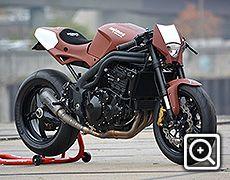 Triumph Speedtriple 1050