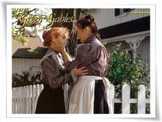 Anne of Green Gables and Anne of Avonlea!