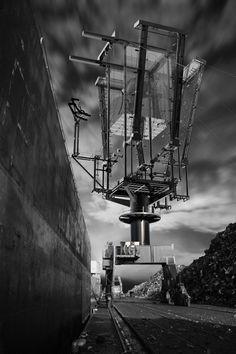 Presidents Medals: Creative Evolution - Silvertown Ship Breaking Yard