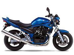 Suzuki Bandit 650 (2005)