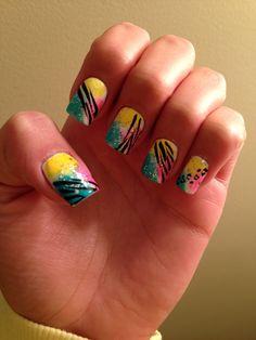 spring nails!