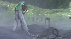 Sandblasting Excursion Joints for a South Carolina Bridge Coffey's Sandb...