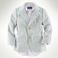 Ralph Lauren Kids Suits for Boys. I think Matty loves dressing up almost as much as I love dressing myself up!