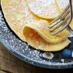 9. Two-Ingredient Cream Cheese Pancakes - 30 Low Carb Diet Recipes