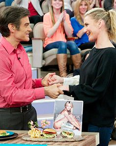 Cameron Diaz Talks  With Dr. Oz: Video - Us Weekly