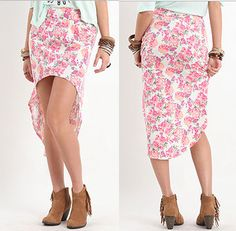one of the ugliest skirts ever