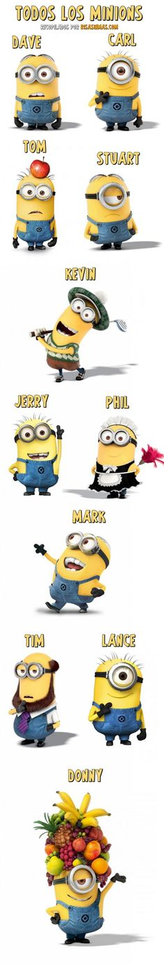 All Minions under one Hood!