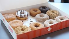Not-That-Important Employee Snatches Best Donut In Box | Full report at theonion.com