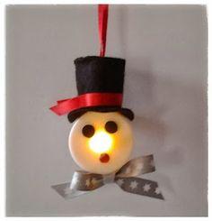A sparkling light for Christmas uit de Samenspinsels Adventskalender!