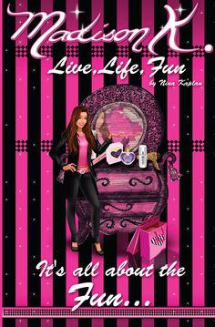 Madison K. Live Life Fun Book Series by MadisonKLiveLifeFun